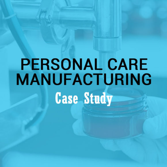 revenue growth case study for personal care manufacturer